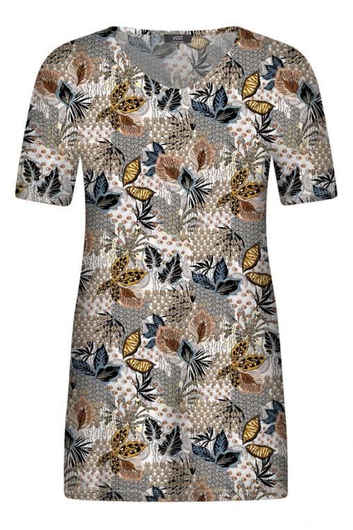 Yest Shirt - Gindi Multi