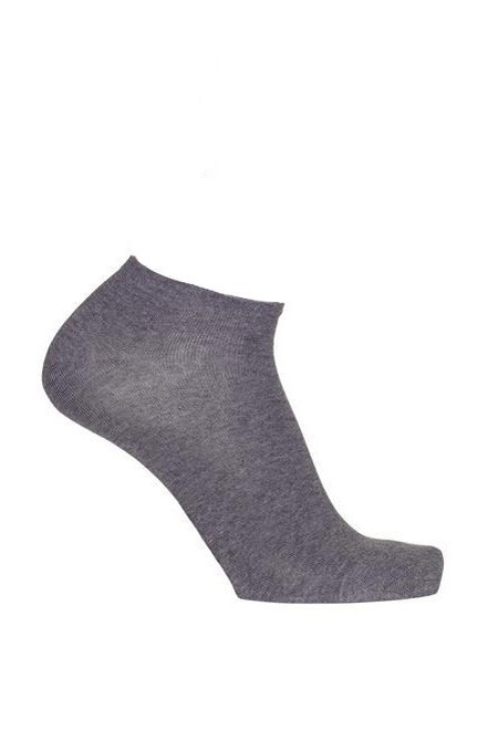 Bonnie Doon Short Sock - Grijs