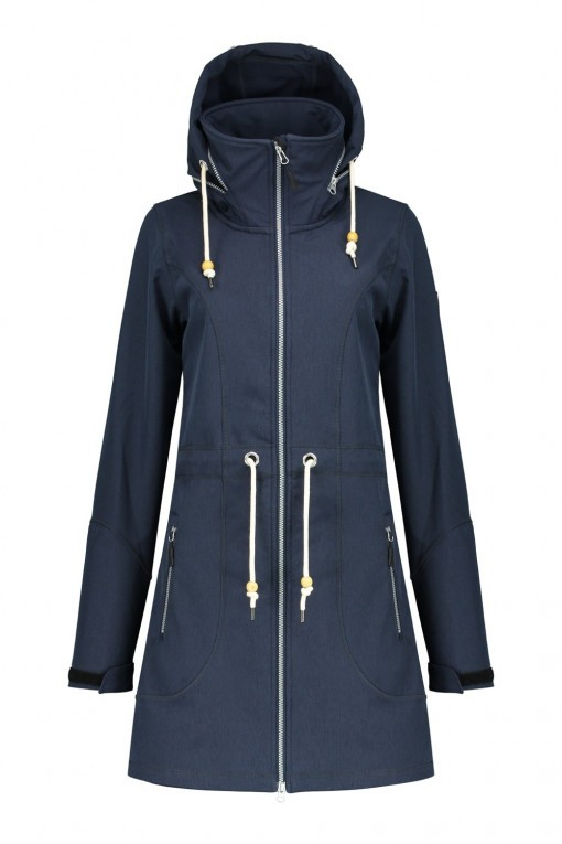 Brigg Softshell Jack - Julia Navy