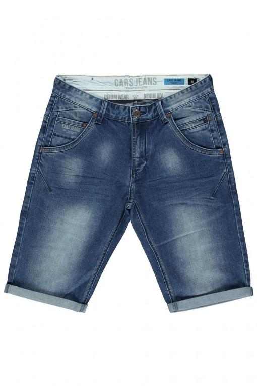 Cars Jeans Shorts - Champs Denim Dark Used