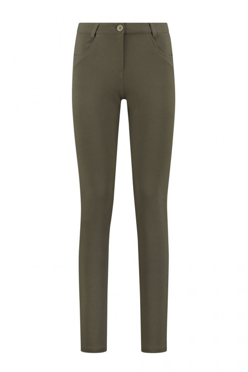 Only M Pantalon - Celine khaki