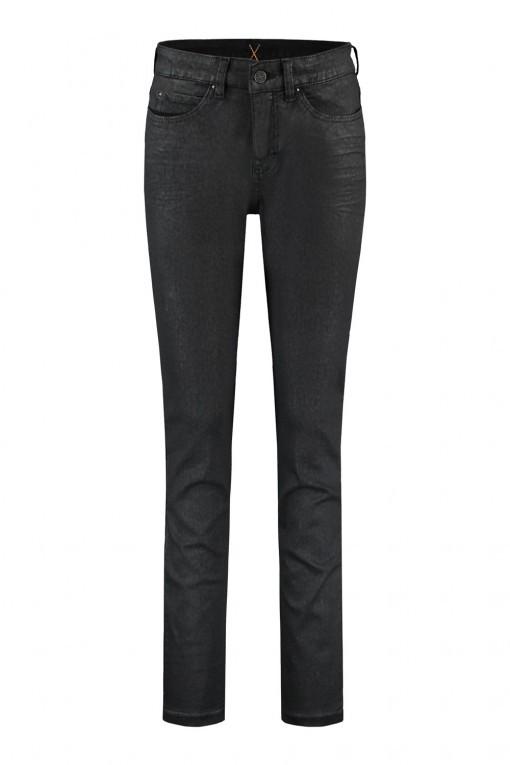 MAC Jeans Dream Skinny - Black Leo