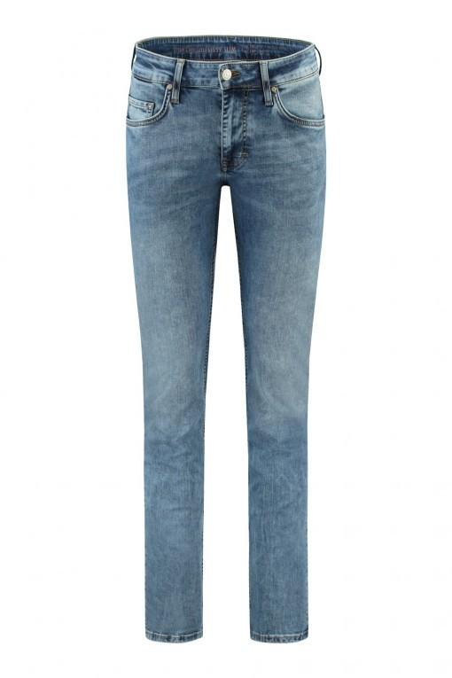 Mustang Jeans Sissy Slim - Bleached Used
