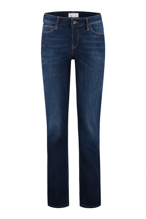 Cross Jeans Rose - Blue Rinsed - Lengtemaat 36