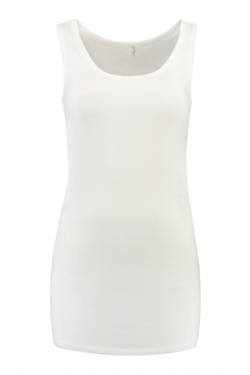 Fransa Zala Top - Off White