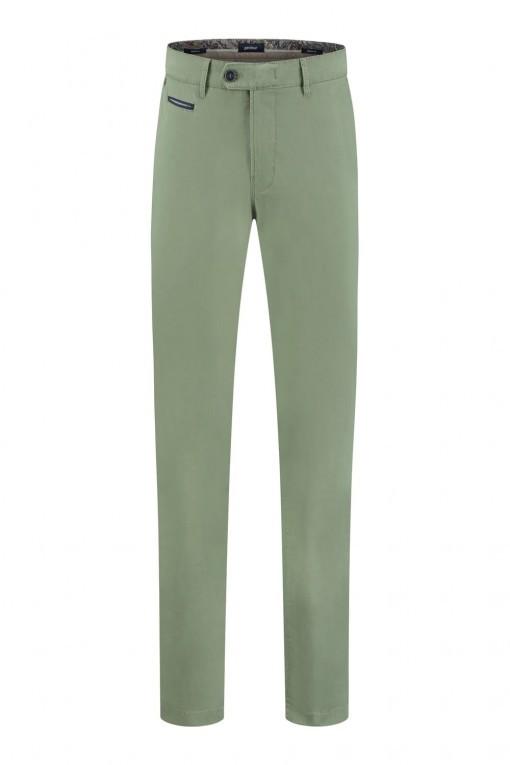 Gardeur Chino Benny-3 - Grass Green