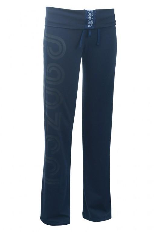 Panzeri Gym extra lange sportbroek - marineblauw