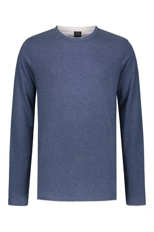 Kitaro Sweater - Basic blauw