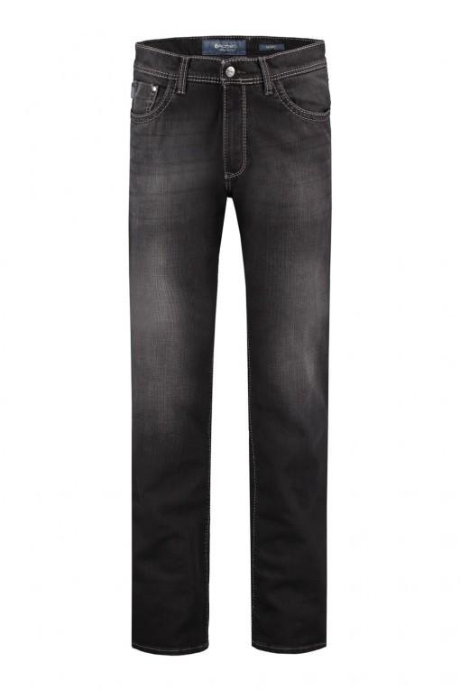 Pionier Jeans Marc  -  Black Used