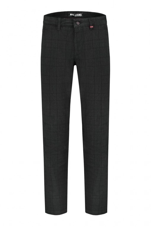 MAC Jeans - Lennox Grey Stone Checkered
