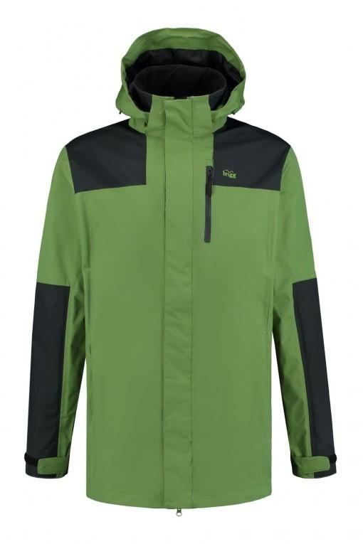 Brigg Outdoorjack - Groen