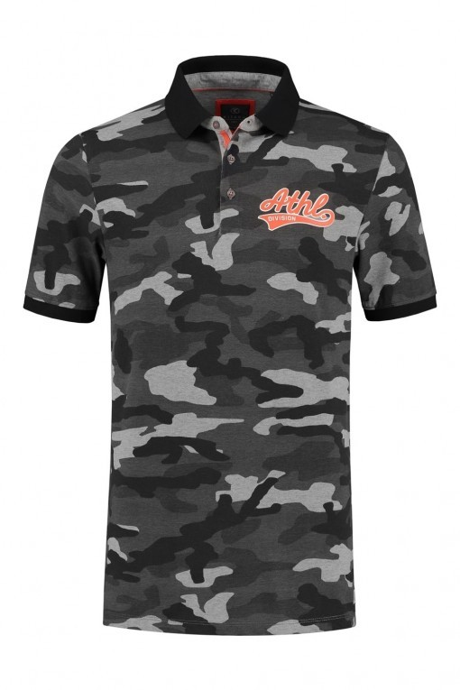 Kitaro Poloshirt - Camouflage