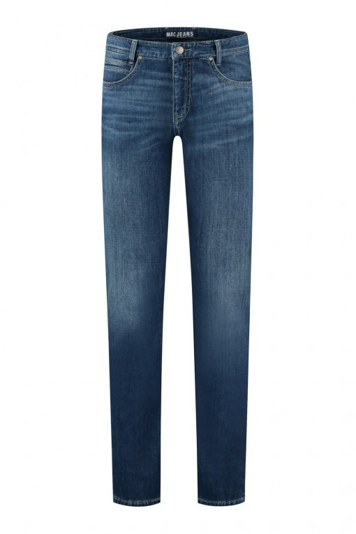 MAC Jeans - Arne Dark Blue Authentic