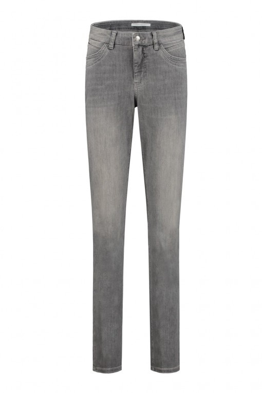 MAC Jeans Melanie - Light Grey Random Stretch