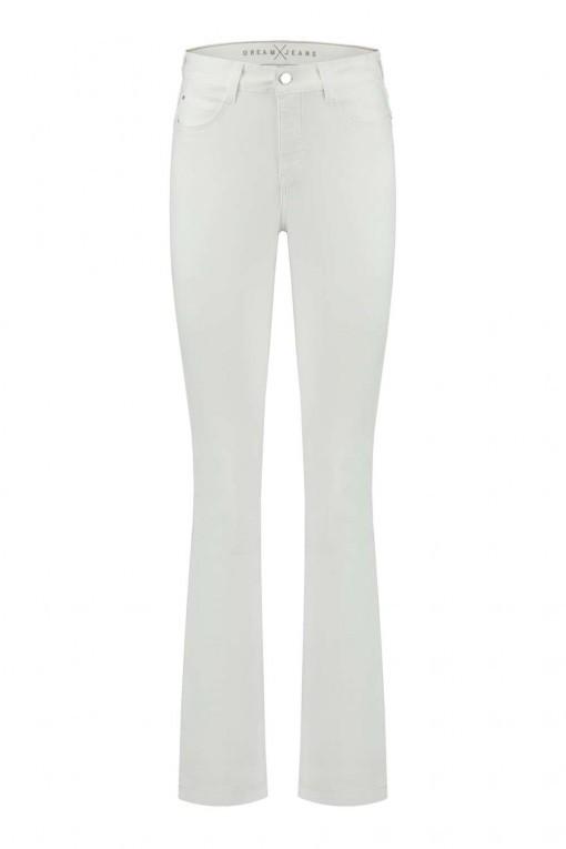 MAC Jeans Dream Boot - White Denim
