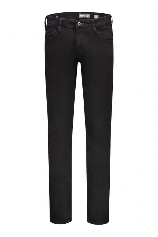 Mustang Jeans Oregon Tapered - Black/Black Denim