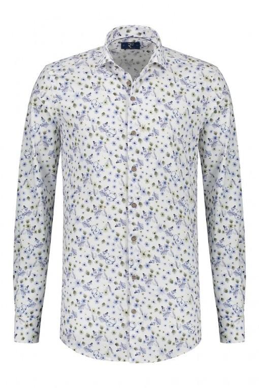 R2 Overhemd - Floral