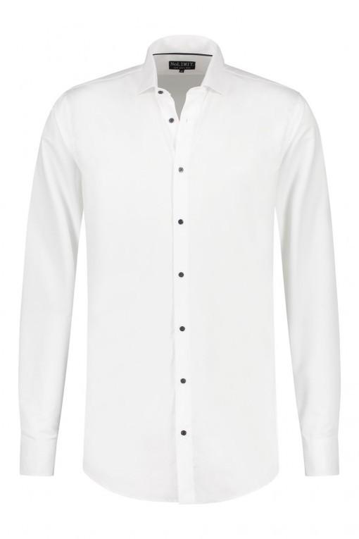 No Limit - Overhemd Duca Wit