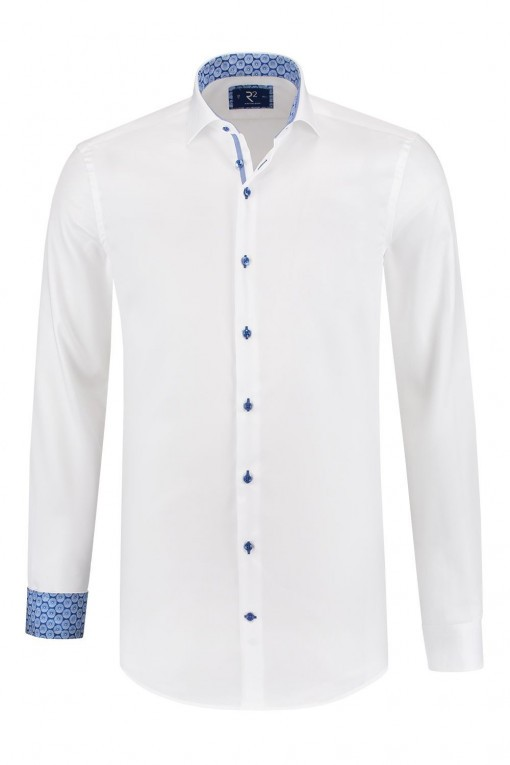 R2 Overhemd - Wit