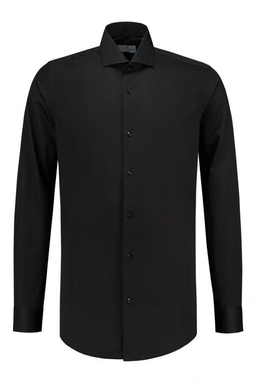 Corrino overhemd - zwart