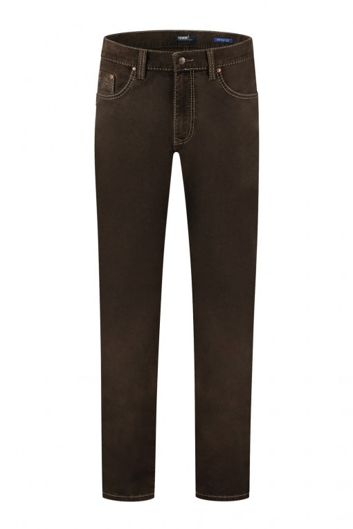 Pioneer Jeans Rando - Brown Structure