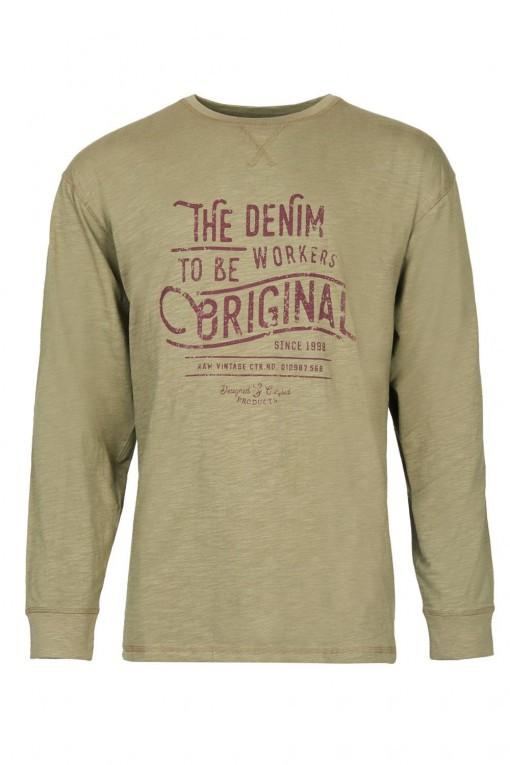 Replika Jeans - Longsleeve Denim Workers