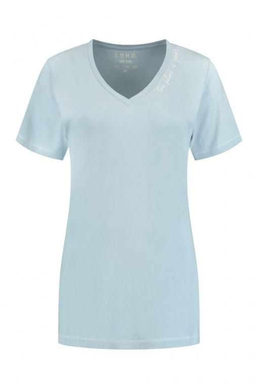 Yest Shirt - Yalba Lilac