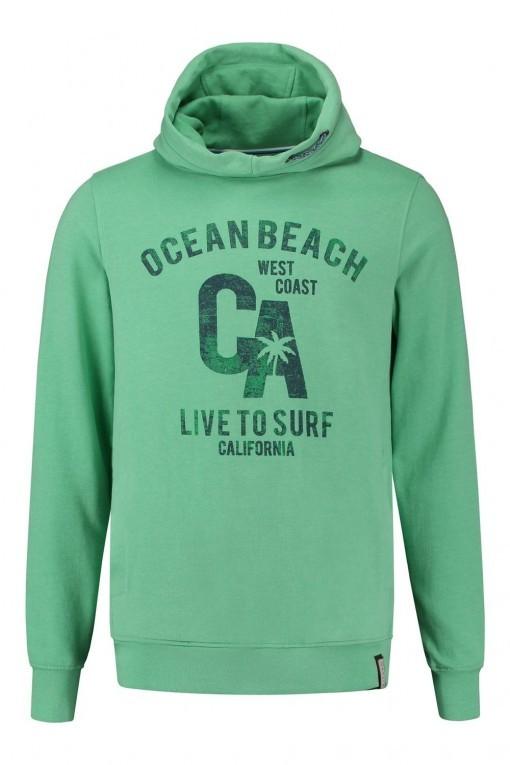 Kitaro Capuchontrui - Ocean Beach groen