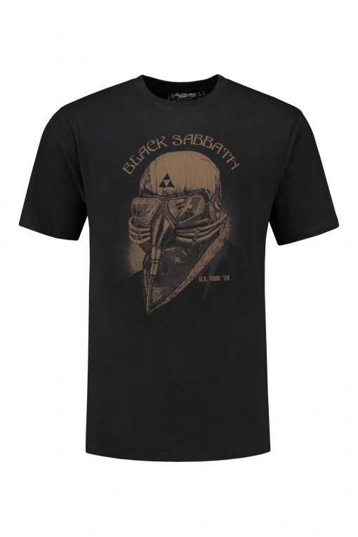 Replika Jeans T-Shirt - Black Sabbath