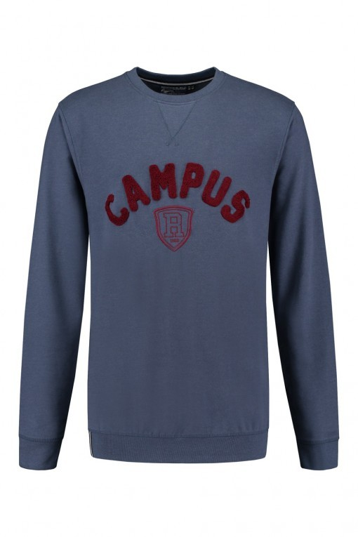 Replika Jeans Sweater - Campus Blauw