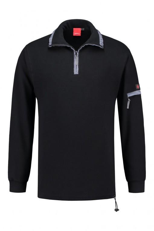 North Sportsweater Ottoman Zwart