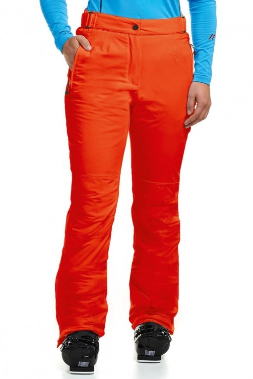 Maier Sports - Vroni Skibroek Oranje