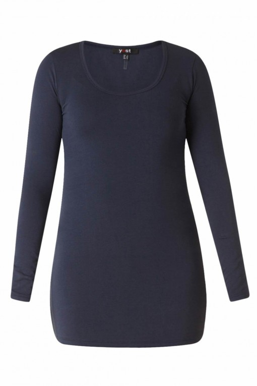 Yest T-shirt - Yalena Night Blue
