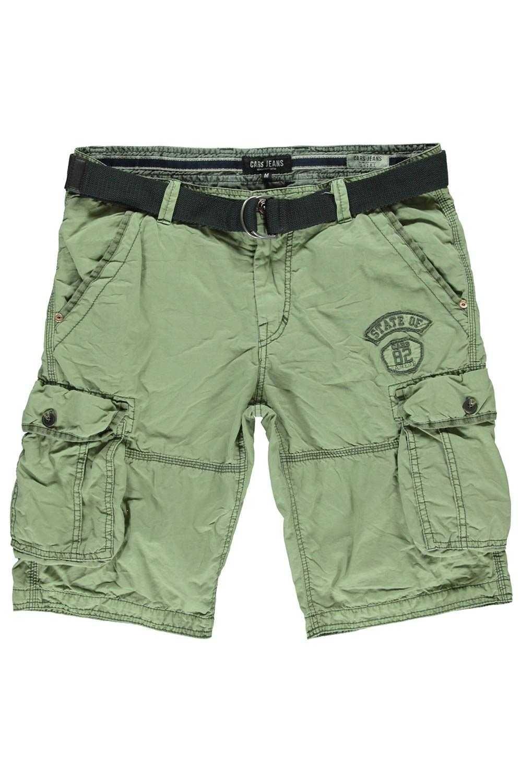 e468f866240 Cars Jeans Shorts - Grascio Olive | Highleytall®