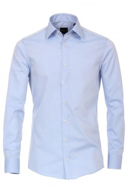 Venti modern fit overhemd lichtblauw