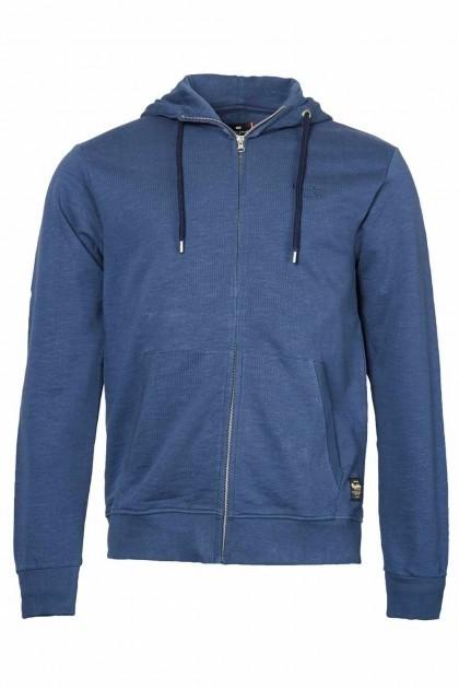 Replika Jeans Capuchonvest - Marineblauw