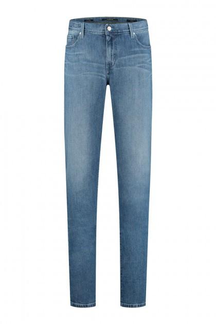 Alberto Jeans Slim - Organic Blue