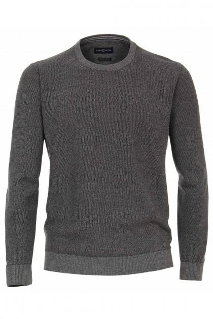Casa Moda gebreide sweater - Grijs