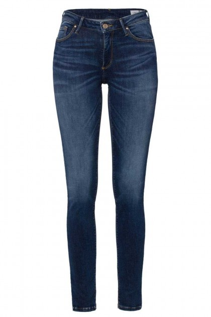 Cross Jeans Alan - Dark Mid Blue