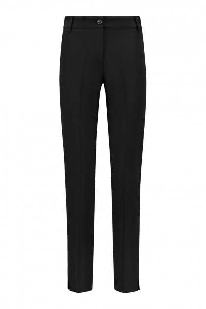 Only M - Pantalon Sienna Nero