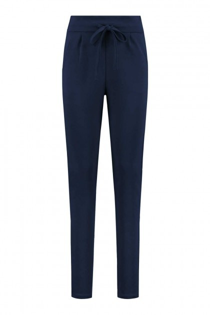 We Love Long Legs - Joggingbroek donkerblauw