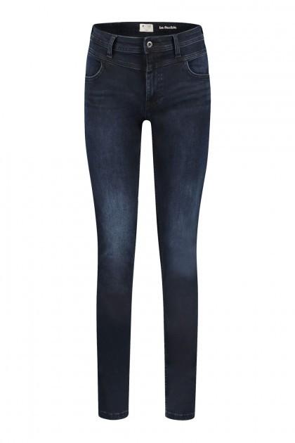 Mustang Jeans Sissy Slim - Dark Blue Used