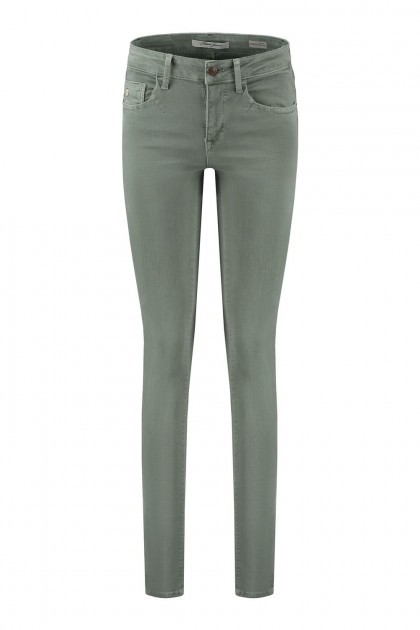 Mavi Jeans Adriana - Green Washed