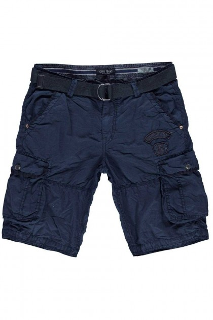 Cars Jeans Shorts - Grascio Navy