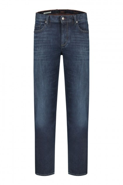 Alberto Jeans Pipe - Dark Blue