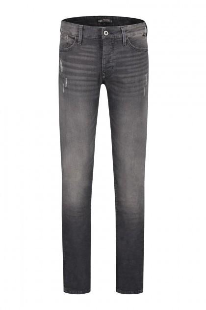 Mavi Jeans Yves - Smoke Brushed Ultra Move
