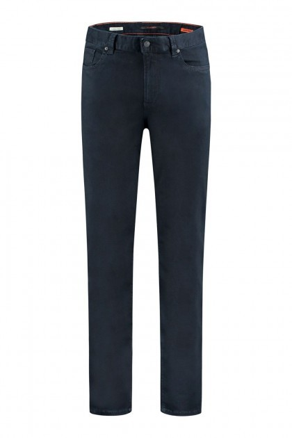 Alberto Jeans Pipe - Blue Black