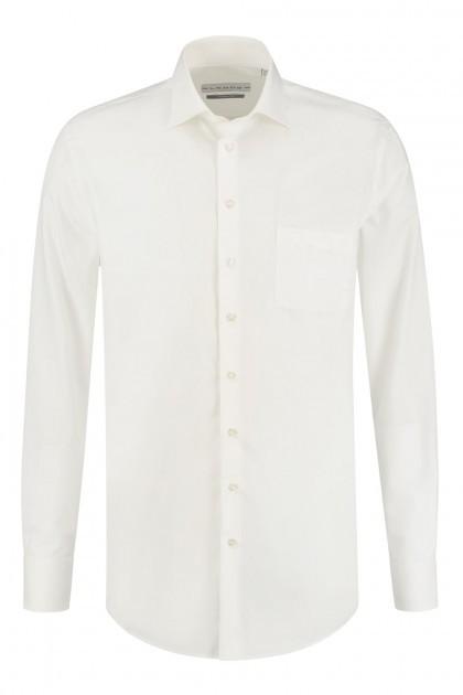 Ledûb Modern Fit Overhemd - Off-White