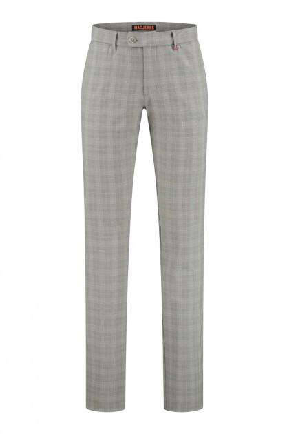 MAC Jeans - Lennox Silver Grey Checkered