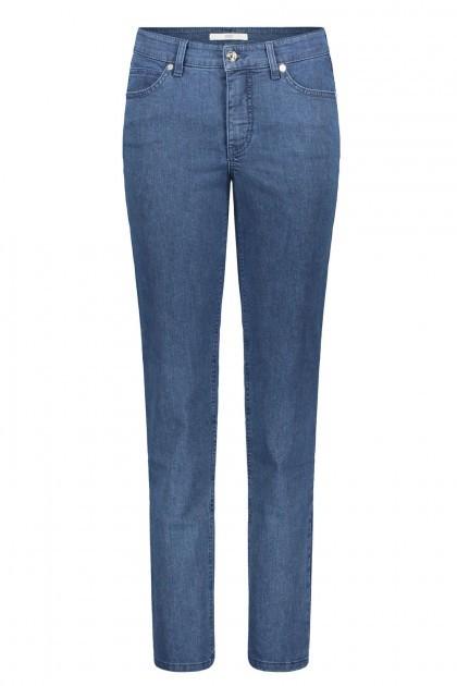 MAC Jeans Melanie - Mid Blue Basic Wash